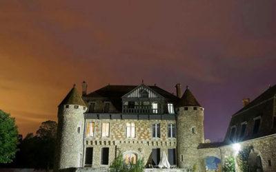 Le Château est réservé