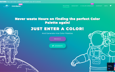 10 outils pour choisir les couleurs de son site internet