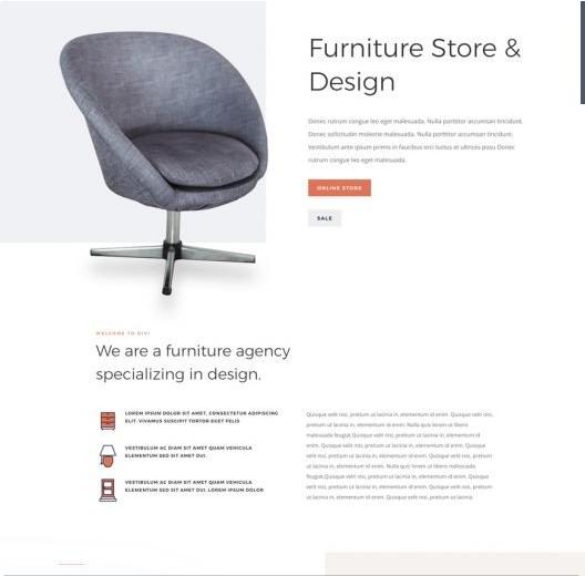 création de site internet Oise minimaliste
